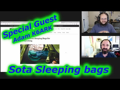 Summit Sleeping Systems, Bags and Pads for your Next SOTA trip