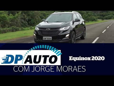 Dp Auto: Equinox LT e Equinox Midnight