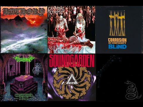 These 28 Metal Classics Turn 30 in 2021 | Metal Injection Countdown
