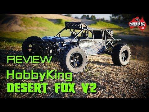 Unboxing Review HobbyKing Desert Fox V2 - UCOfR0NE5V7IHhMABstt11kA
