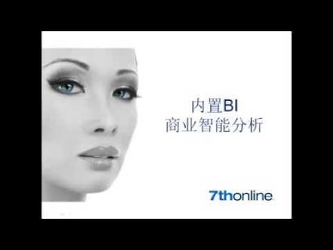 7thonline Embedded BI [Mandarin Chinese]