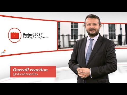Budget 2017 - Overall summary