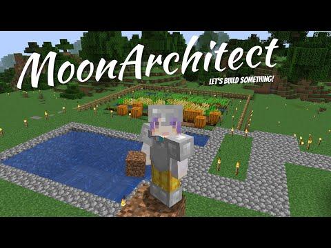 【Minecraft】Building time! Let's make something!【Moona】