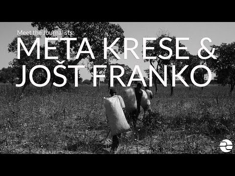 Meet the Journalists: Meta Krese and Jost Franko