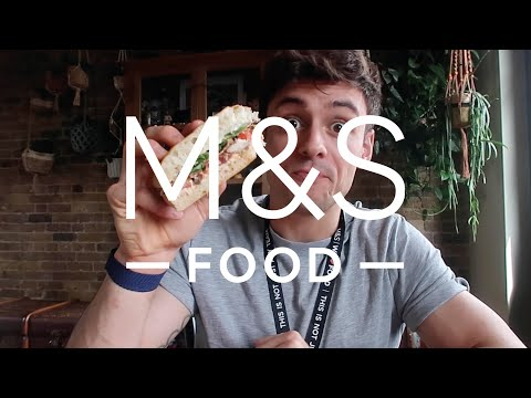 marksandspencer.com & Marks and Spencer Discount Code video: Try our NEW luxury sandwiches with Tom Daley | M&S FOOD