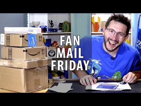 Fan Mail Friday ON A FRIDAY!