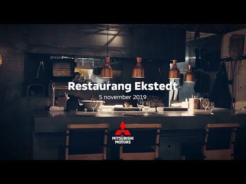 PÅ ÄVENTYR MED Niklas Ekstedt och Mitsubishi Motors