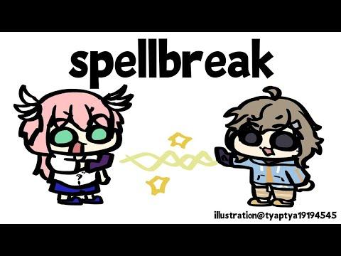 spell break | かなふぇあスペルブレイク【にじさんじ/叶】