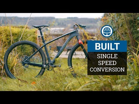 Single Speed Conversion - Not As Simple As You'd Think