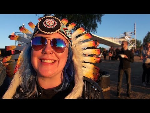 Favorite moments of Sweden Rock Festival 2017 (english subtitles)