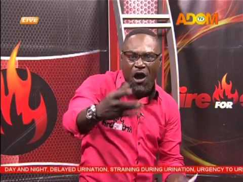 Commentary Position - Fire 4 Fire on Adom TV (22-2-17)