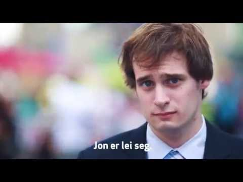 RiksTV MatchMaker - John the French Tourist