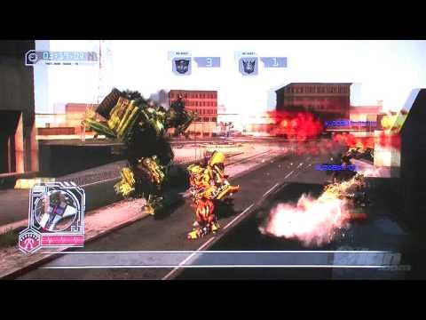 E3 2009: Transformers - Bumblebee Death - UCKy1dAqELo0zrOtPkf0eTMw