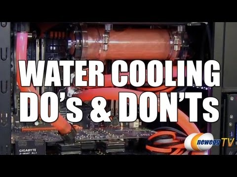 Newegg TV: Water Cooling DOs and DON'Ts with Lee from PCJunkieMods.com - UCJ1rSlahM7TYWGxEscL0g7Q
