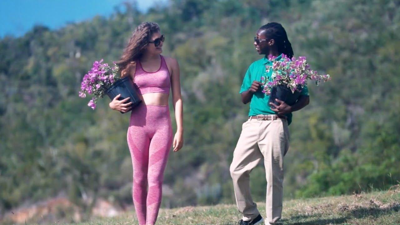 Valentina Sampaio Planting Seeds Of Love