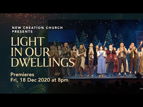 Weekend Special: Christmas MusicalLight In Our Dwellings  Premiering Fri, 18 Dec, 8pm SGT