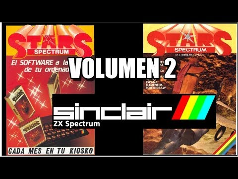 TOP STARS ZX SPECTRM VOLUMEN 2