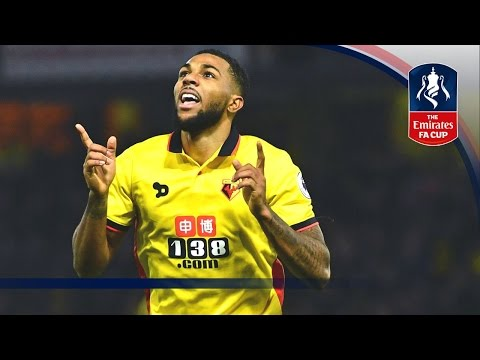 Watford 2-0 Burton Albion - Emirates FA Cup 2016/17 (R3) | Goals & Highlights