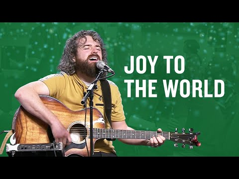 Joy to the World -- Christmas Highlights in the Prayer Room