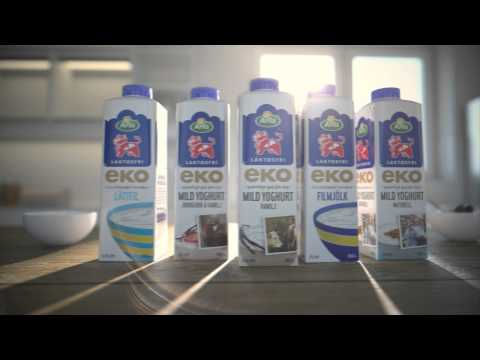Arlas laktosfria fil & yoghurt – nu även ekologisk