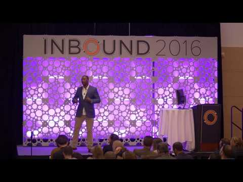 """INBOUND 2016: Michael King """"The Pragmatic Future of Search"""""""