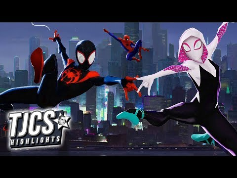 Spider-Man: Into The Spider-Verse 2 To Focus On Miles And Gwen Romance
