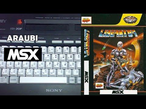 Liberator (PJ Soft, 1989) MSX [636] Walkthrough Comentado