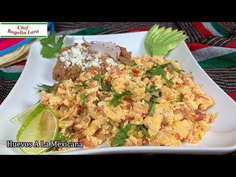 Huevos A La Mexicana , Receta Deliciosa - UCKkinZz8CfbX-Hr6zcXOO7Q