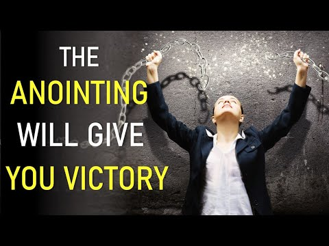 THE ANOINTING WILL GIVE YOU VICTORY - BIBLE PREACHING  PASTOR SEAN PINDER