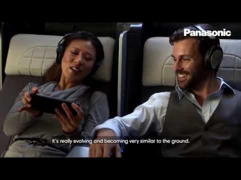 Panasonic delivering the ultimate inflight entertainment experience via satellite