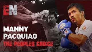 Manny Pacquiao I The People Champ I Behind The Scenes I Rare Footage