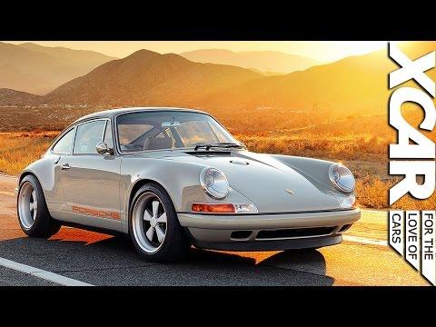 Singer Vehicle Design: Porsche 911 Re-Imagined, Original Spirit - XCAR - UCwuDqQjo53xnxWKRVfw_41w