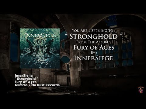 InnerSiege - Stronghold (Lyric Video)