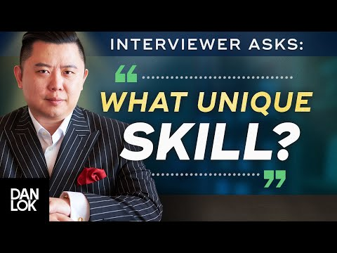 What Can You Do That No One Else Can? Learn How To Answer This Interview Question