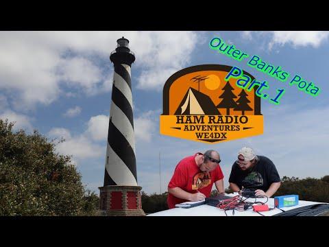Ham Radio Adventures OBX Part 1