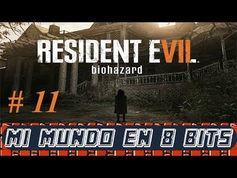 RESIDENT EVIL 7 BIOHAZARD - DIRECTO CAP 11- STEAM PC - GAMEPLAY ESPAÑOL