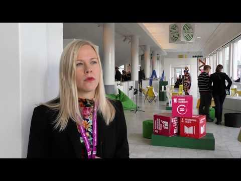 """Mäskliga Rättighetsdagarna 2017: Årets tema """"De mänskliga rättigheternas framtid"""""""