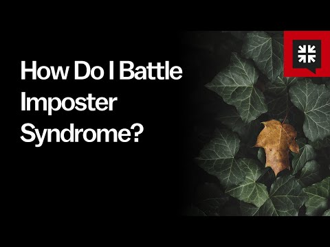 How Do I Battle Imposter Syndrome? // Ask Pastor John