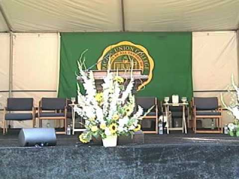 Pacific Union College Commencement 2010
