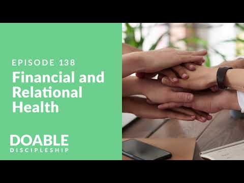 E138 Financial and Relational Health