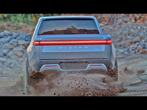 FIRST EVER Electric Pickup Truck ? 2021 RIVIAN R1T