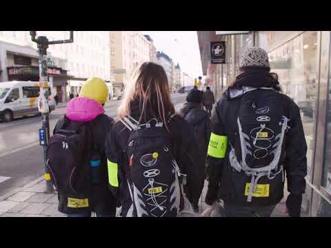 Jobba som medlemsvärvare på Amnesty International Sverige!