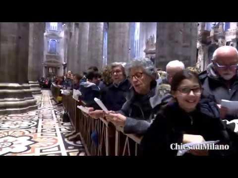 31 gennaio 2020 Il Duomo gremito dai ragazzi degli oratori - omelia di mons. Delpini