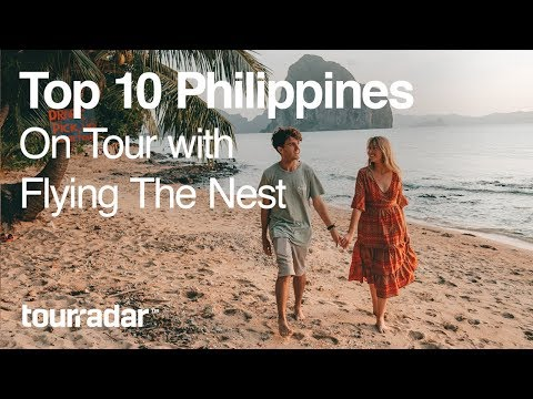 Top 10 Philippines: On Tour with Flying The Nest