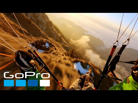 GoPro Awards: Golden Sunset Speedfly