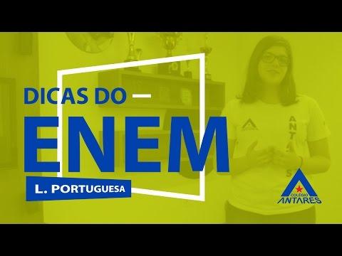 Dicas do Enem #29 - Língua Portuguesa