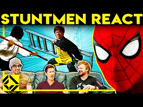 Stuntmen React To Bad & Great Hollywood Stunts 9 - UCSpFnDQr88xCZ80N-X7t0nQ