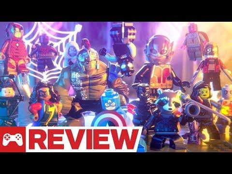 LEGO Marvel Superheroes 2 Review - UCKy1dAqELo0zrOtPkf0eTMw