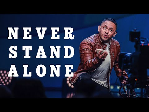 Fight Against Isolation - Never Stand Alone