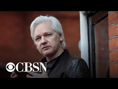 Report: CIA considered kidnapping, killing WikiLeaks founder Julian Assange